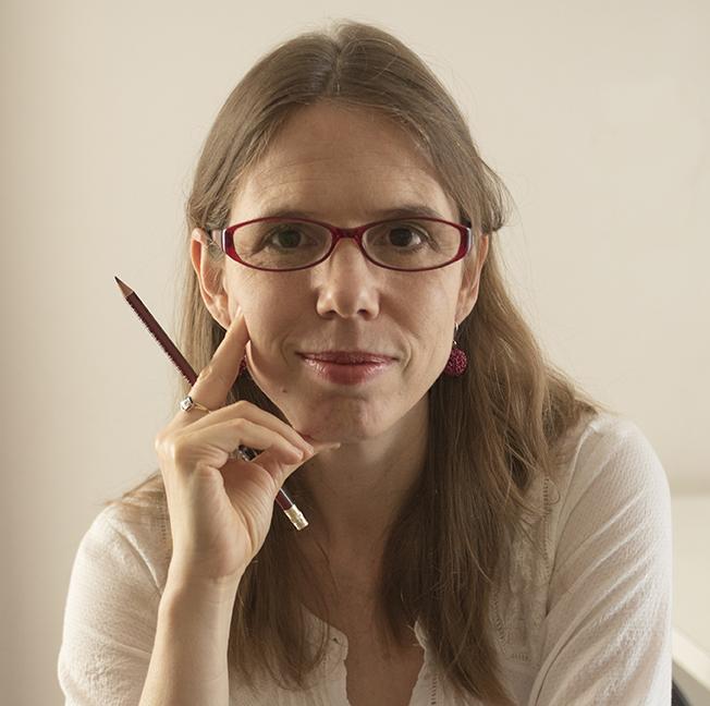 Marina Elberger (Escritora)