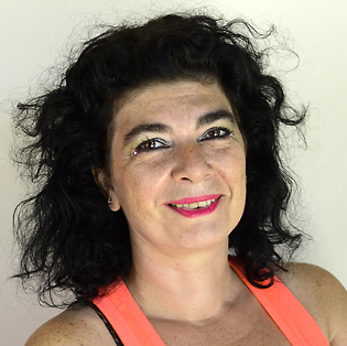 Patricia Suárez (Escritora)