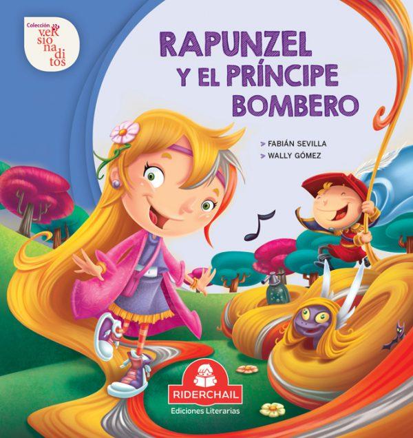 RAPUNZEL Y EL PRÍNCIPE BOMBERO