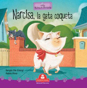 NARCISA, LA GATA COQUETA