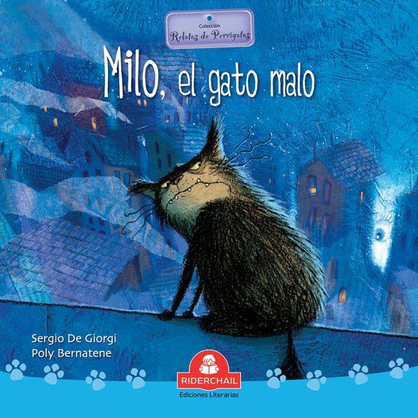MILO EL GATO MALO