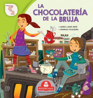 LA CHOCOLATERÍA DE LA BRUJA
